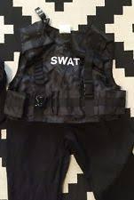 Swat Team Halloween Costume Swat Team Costume Ebay