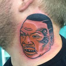 mike tyson tattoo i did at staring without caring scoopnest com