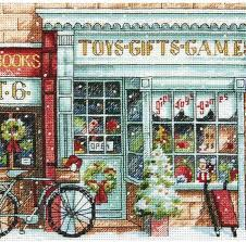 dimensions shoppe cross stitch kit 70 08900