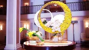 Beautiful Flower Decoration Beverly Wilshire Beverly Hills A Four Seasons Hotel Beautiful