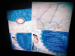 wedding invitations royal blue wedding invitation royal blue motif yaseen for