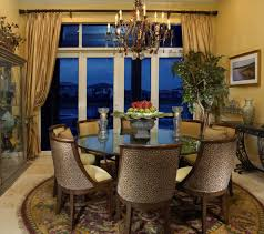 dining room drapes ideas dining room traditional with window