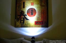 accent lighting for paintings portable mini spot light batt operated