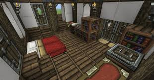 Medieval Bedroom by Detailed Medieval Manor Minecraft Project