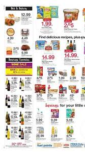 Ralphs Thanksgiving Hours Ralphs Weekly Ad October 11 17 2017