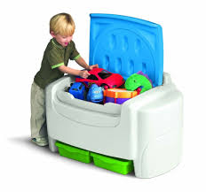 Best Toy Organizer by Amazon Com Little Tikes Bright U0027n Bold Toy Chest Green Blue