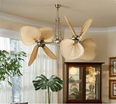 Ceiling Fan With Palm Leaf Blades by How To Make Ceiling Fan Blade Covers Modern Ceiling Design