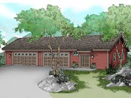 8 Car Garage | 8 car garage plans 8 car garage plan with 4 tandem bays design