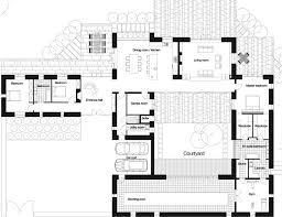 modern style house plan 3 beds 2 00 baths 4258 sq ft plan 520 7