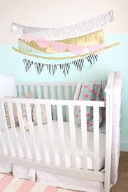diy restoration hardware inspired tufted crib a joyful riot