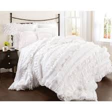 bedding handsome not so shabby chic my new ruffly bedding ebay b