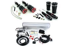 mustang suspension air lift performance mustang air lift suspension kit