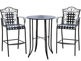 top 10 best wrought iron patio furniture sets u0026 pieces heavy com