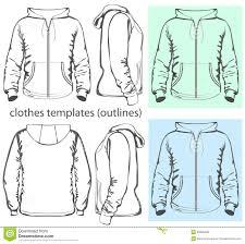 men u0027s hooded sweatshirt with zipper stock photography image