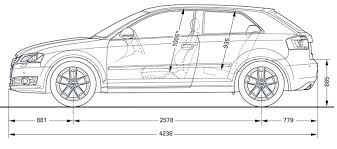 audi size is a3 suitable for 4 adults and their luggage audiforums com