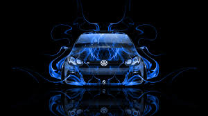 volkswagen golf wallpaper volkswagen golf r front fire abstract car 2014 el tony