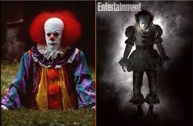 Pennywise Halloween Costume Definitive Pennywise Early Comparison
