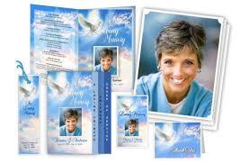 doc 700538 memorial pamphlet template free u2013 free funeral