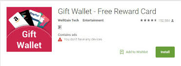 gift card reward apps gift wallet free reward card app review legit or scam 9 to 5