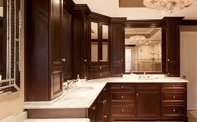 Cherry Bathroom Storage Cabinet by Bathroom Cabinets With Stylish Elegance Plain U0026 Fancy Cabinetry