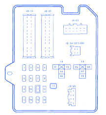 2003 mazda 6 fuse box diagram mazda wiring diagrams for diy car