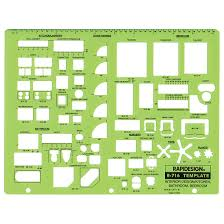 template for kitchen design