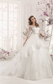 Wedding Dress With Train Unique And Affordable Ball Gown Wedding Dresses With Train