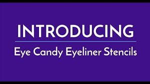 Where To Buy Candy Eyes Eyeliner Stencils Eye Makeup Stencils Beth Bender Beauty