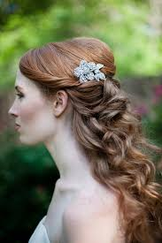 vintage bridal hair 30 awesome vintage wedding hairstyles ideas weddingomania
