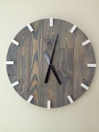 13 best images on wall clocks handmade clocks