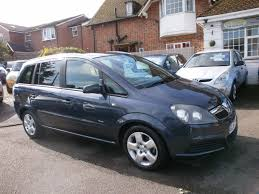 used vauxhall zafira 2007 for sale motors co uk