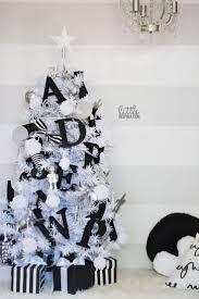black trees tree design and white photo 47