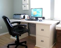 Pottery Barn Desk White Modest Maven Custom Built Desk