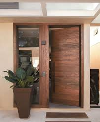 Wood Exterior Door Metallic Or Wooden Front Door Which One Do You Prefer Regarding