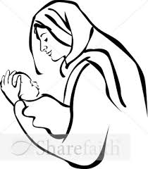 mother and baby line drawing clipart panda free clipart images