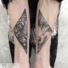 valentin hirsch tatoo and tattos