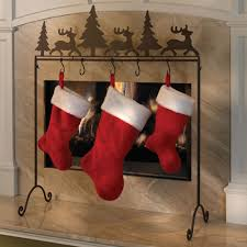 portable stocking holder hammacher schlemmer