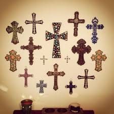 wall decor crosses 27 best wall of crosses images on cross walls wall
