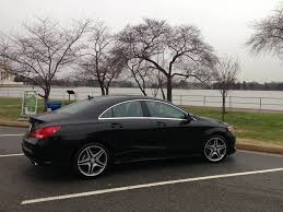 mercedes 250 black took delivery yesterday black 250 in d c