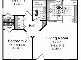 download 3 bedroom 800 square feet house plans adhome