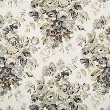 robert allen fabrics medley blooms pewter interiordecorating com