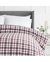 christmas gift deals on plaid duvet covers