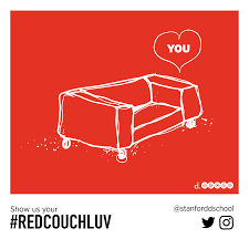 red couch our longest living prototype u2014 stanford d