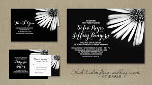 and black wedding invitations read more black and white wedding invitation wedding