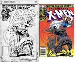 Uncanny The Uncanny X Men 165 Cover January 1983 Paul Smith