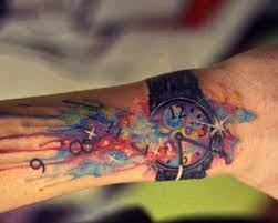 2017 trend watercolor tattoo new watercolor tattoos 2016 best