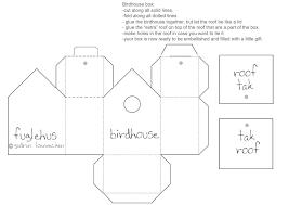 printable model house template model houses paper house template paper house ornament template cut
