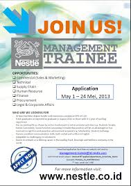 si e social nestl nestle management trainee oportunity faculty of economics and