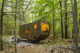 Tiny House Rental New York | gorgeous tiny house rentals launch outside of new york city curbed