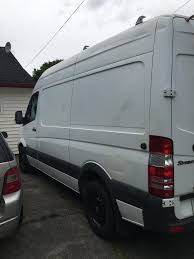2007 dodge sprinter van conversion for sale